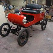 1901 Oldsmobile Horseless Carriage Replica Rare Look