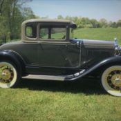 1930 ford model a frame off restoration period correct near museum quality - Model A Frame