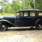 Chrysler Door Sedan Kept In The Family