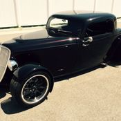 1933 ford coupe factory five 33 classic ford other 1933 for sale. Black Bedroom Furniture Sets. Home Design Ideas