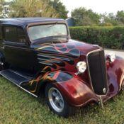 1934 Chevy Master Sedan