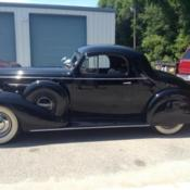 1936 buick 3 window coupe hot rod street rod classic for 1936 pontiac 3 window coupe for sale