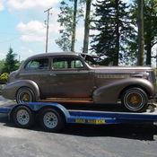 1937 buick special model 41 series 40 4 door sedan for 1937 buick special 2 door