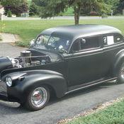 1940 2 door chevy sedan includes additional parts car for 1940 chevy 2 door sedan