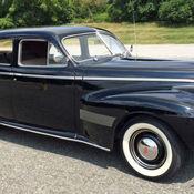 1940 oldsmobile series 70 2 door sedan antique vintage for 1940 oldsmobile 4 door sedan