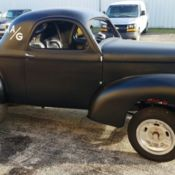 1941 Willys Coupe! STEEL! - Classic Willys Coupe 1941 for sale