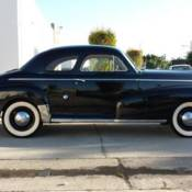 1942 CHEVROLET MASTER DELUXE COUPE RARE MUST SEE - Classic