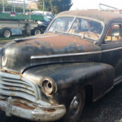 1947 custom chevrolet fleet master 2 door sedan classic for 1946 chevy 4 door sedan