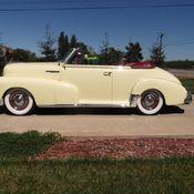 Yuba City Nissan >> 1948 chevrolet convertible fleetmaster 2 door 48 47 1947 ...
