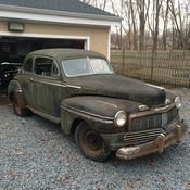 Audi West Palm Beach >> 1947 MERCURY EIGHTY EIGHT PROJECT NO MOTOR PARTS FORD ...