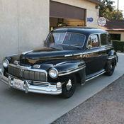 1941 ford mercury hot rod coupe classic mercury other for 1946 mercury 4 door sedan