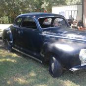 1948 dodge coupe 2 door 6 cylinder classic dodge other for 1948 dodge 2 door sedan