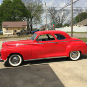 Rare 1948 dodge club coupe very cool coupe ready to for 1948 dodge 2 door sedan