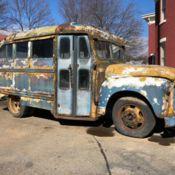 1962 GMC Motorhome/ RV/ Truck/ Rat Rod/ Bad Ass Cruiser - Classic