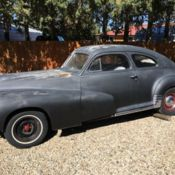 1942 oldsmobile 2 door club sedan classic oldsmobile for 1948 oldsmobile 4 door sedan