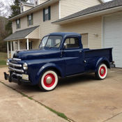 1950 dodge b2b 5 window pickup pilot house rare and for 1949 dodge 5 window pickup truck