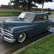 1950 plymouth special deluxe 4 door sedan like new for 1950 plymouth 2 door coupe