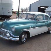 1951 buick roadmaster dynaflow 4 door classic buick for 1951 buick special 4 door