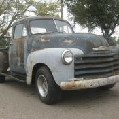 1953 54 55 Amp 56 F100 Ford Truck Utility Trailer