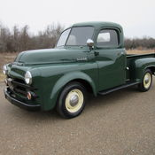 1952 Dodge (Job-Rated) 1 Ton Truck, Runs and Drives, New ...  1953 Dodge Flatbed Truck