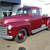 1953 gmc 5 window pickup no reserve classic gmc other for 1953 gmc 5 window