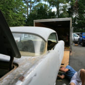 United Bmw Roswell >> 1955 Chevy American Graffiti Clone - Classic Chevrolet Bel Air/150/210 1955 for sale