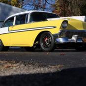 1955 Chevy 150, Big Block, Pump Gas, Fun to Drive - Classic