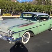 1958 Cadillac series 62 Coupe - Classic Cadillac coupe 1958 for sale