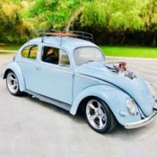 Newly custom built 1966 VW beetle pick up truck - Classic