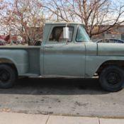 Honda Of Conyers >> 1960 Chevrolet Apache C10 Short Bed Stepside - Plus Extra Parts! - Classic Chevrolet C-10 1960 ...