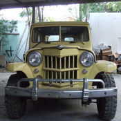 Mazda Elk Grove >> 1960 WILLY'S JEEP 4WD STATION WAGON SNOW PLOW VINTAGE RAT ROD - Classic Willys STATION WAGON ...