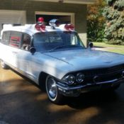 Cadillac Ambulance Superior Ground Up Restoration Extremely Rare on 472 Cadillac Engine Crate