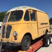 International Harvester Metro Van milk truck stepvan divco