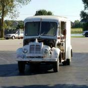 1948 Divco Original Restored Slant Back Milk Delivery Truck