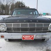 1963 Ford 2 Door Sedan Falcon Hot Rod Street Rod Gasser