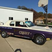 1964 dodge afx altered wheelbase drag car classic dodge for Bentley motors decatur il