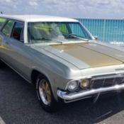 1961 Chevrolet Biscayne PROJECT CAR VINTAGE ANTIQUE RUNNING