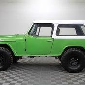 Roll Bar Top - Jeepster Commando (1965-1973) |1965 Jeep Commando