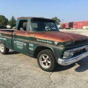 1966 Gmc Chevrolet Crew Cab Pickup 1964 1965 rat rod shop