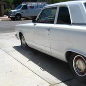 Infiniti Of Orange Park >> 1968 Plymouth Valiant 100 4-door Sedan Automatic 6 ...