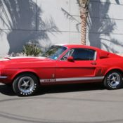 1967 Ford Mustang damaged wrecked rebuildable salvage Project Cobra