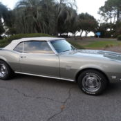 Infiniti Of Hilton Head >> 1968 Camaro RS Z/28 British Racing Green - Classic ...