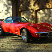 Coupe M21 4-Speed 350/225hp - Classic Chevrolet Corvette 1979 for sale