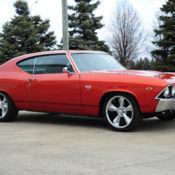 1969 chevelle 496 big block - Classic Chevrolet Chevelle 1969 for sale