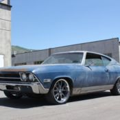Magnificent 1969 Chevelle Malibu L89 Copo Clone 4 Speed Bench Seat Squirreltailoven Fun Painted Chair Ideas Images Squirreltailovenorg