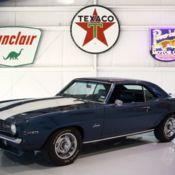 1968 Camaro Real L78 Documented Classic Chevrolet