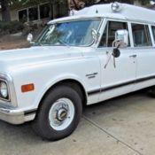 1984 Chevrolet M1010 Ambulance - Classic Chevrolet Other ...