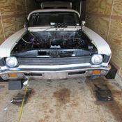 1971 nova ss clone street strip classic chevrolet nova for Hp motors mansfield pa