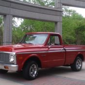 1972 Chevrolet C50 Custom Pickup Conversion - Classic