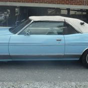 82731 Classic 62 Ford Falcon Deluxe Baby Blue Rwd 4 Door  pact Sedan All Original
